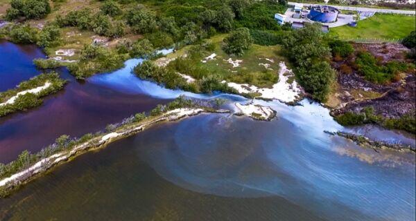 MPF quer apuração de denúncia de esgoto na lagoa