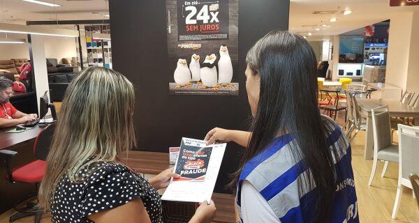 Procon alerta consumidores nas compras online durante Black Friday