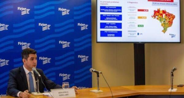 Estudo da Firjan sobre gestão pública deixa região mal na foto