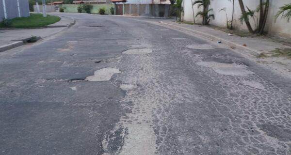 Prefeitura não estipula prazo para asfaltar acesso ao Peró