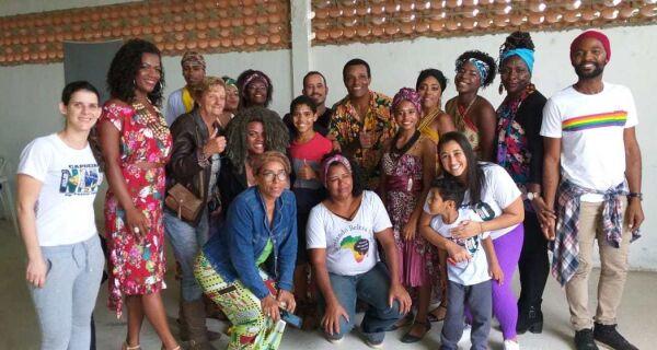Jardim Esperança recebe primeira edição da Parada Cultural da Consciência Negra