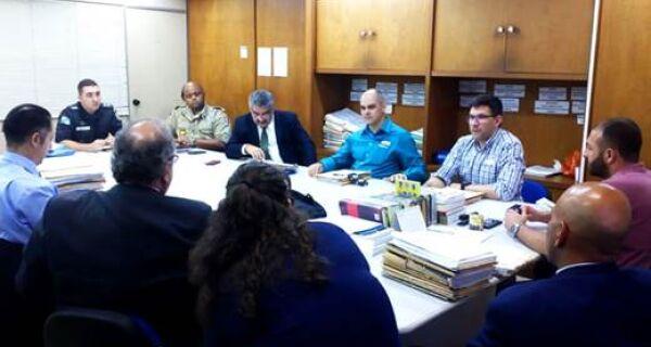 Comissão do Detran discute caso de morte após fuga de blitz Lei Seca