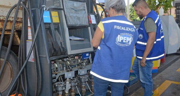 Operação Bomba Limpa autua dois postos em Búzios