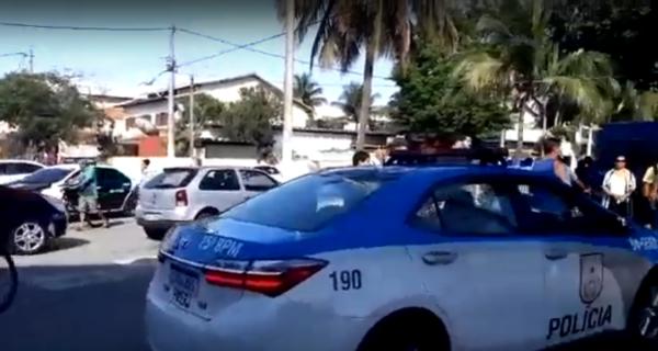 Homem é morto a tiros na Rua das Vans, no bairro de São Cristóvão, em Cabo Frio