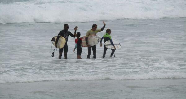 Circuito Top Surf tem etapa decisiva neste fim de semana