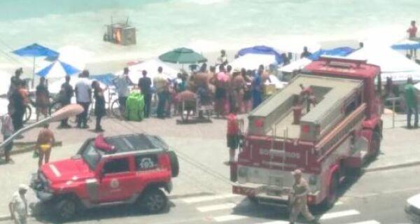 Defesa Civil vai fazer blitz em carrinhos de vendedores ambulantes nas praias de Cabo Frio