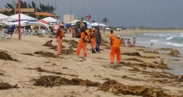 Secretaria de Meio Ambiente convoca mutirão para limpar praias de Cabo Frio nesta sexta (20)