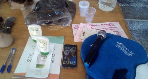 Cabelos doados a projeto que faz perucas para pacientes com câncer são roubados em Cabo Frio