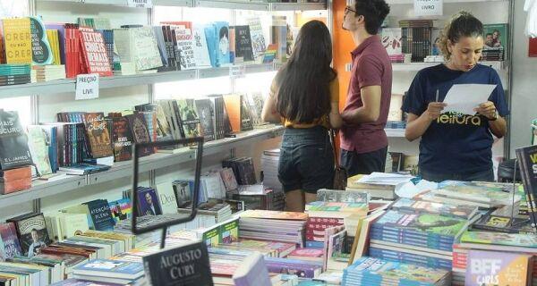 São Pedro recebe feira de livros a partir deste domingo (08)
