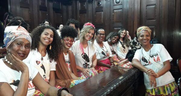Coletivo Griot de Cabo Frio recebe prêmio na Assembleia Legislativa do Rio