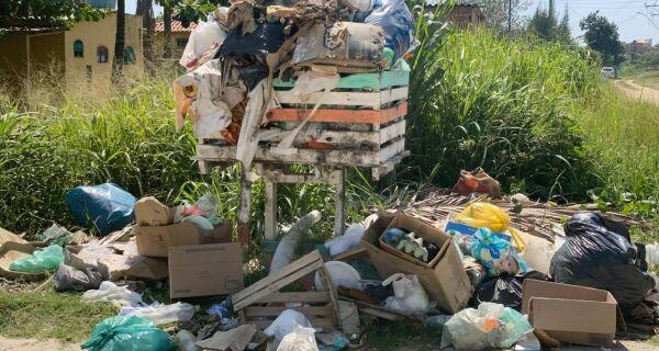 Em dívida com empresa terceirizada, Prefeitura de Arraial do Cabo retoma coleta de lixo