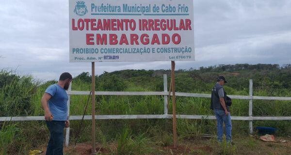 Prefeitura identifica loteamentos irregulares no bairro Maria Joaquina