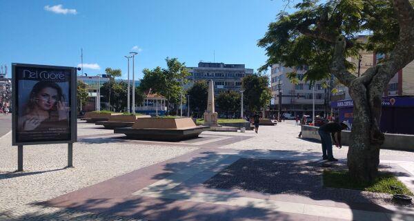 Coordenadoria da Pessoa Idosa realiza ação social nesta terça (10) na Praça Porto Rocha, em Cabo Frio
