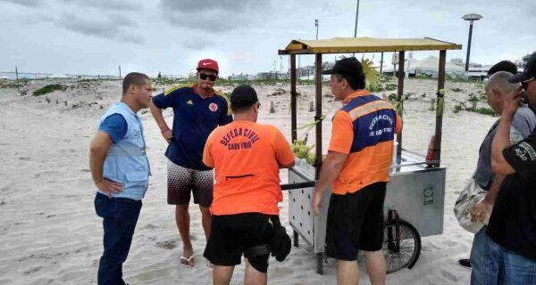 Recadastramento de ambulantes recomeça nesta quinta-feira (26) em Cabo Frio
