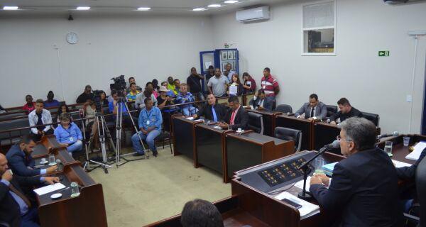 Orçamento 2020 de quase R$ 1 bi é aprovado   com 31 emendas, em Cabo Frio