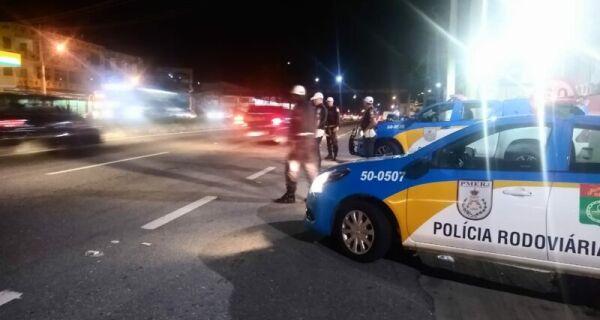 Programa Viagem Segura reduz crimes e acidentes nas estradas do estado