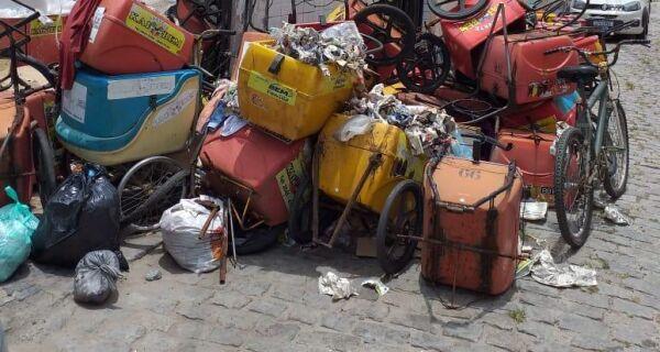 Prefeitura de Cabo Frio multa estabelecimento por descarte irregular de resíduos
