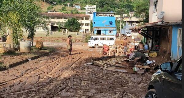 São Pedro arrecada donativos para cidade mineira devastada por chuva