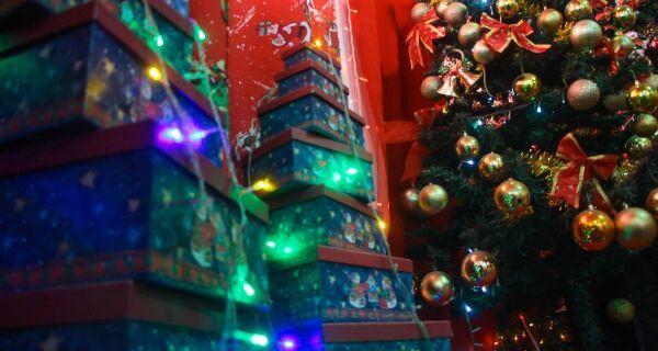 Casa do Papai Noel será encerrada nesta sexta (10), em São Pedro da Aldeia