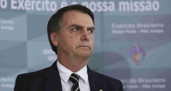 Bolsonaro diz que ataque dos EUA no Iraque pode resultar em aumento dos combustíveis