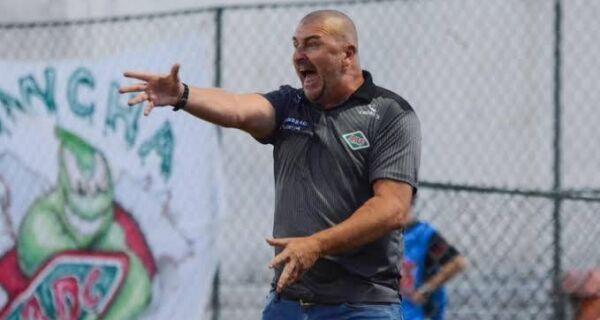 Com Luciano Quadros, Cabofriense busca a reação no Carioca