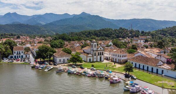 Paraty: conheça essa cidade histórica rodeada pela natureza