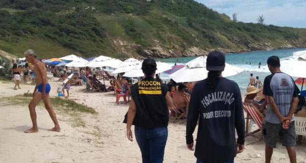 Procon faz operação contra venda casada em Arraial