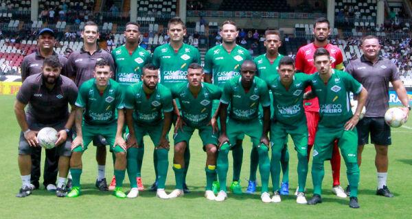 Cabofriense lança novos uniformes no Park Lagos