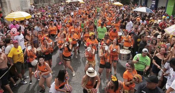Carnaval de Belo Horizonte terá 453 blocos e espera receber 5 milhões de foliões