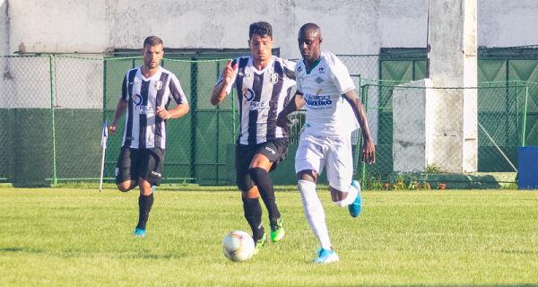 Na lanterna do Carioca, Cabofriense liga o alerta para o returno