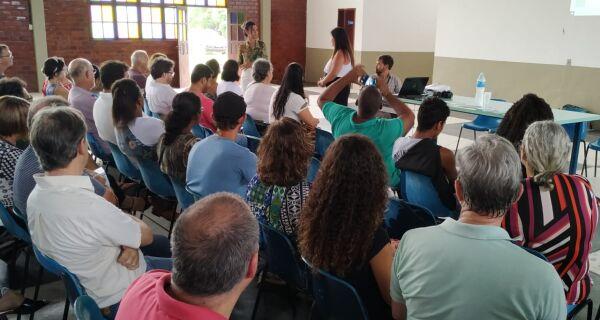 Comitê de Bacias Lagos São João discute combate a enchentes em Silva Jardim