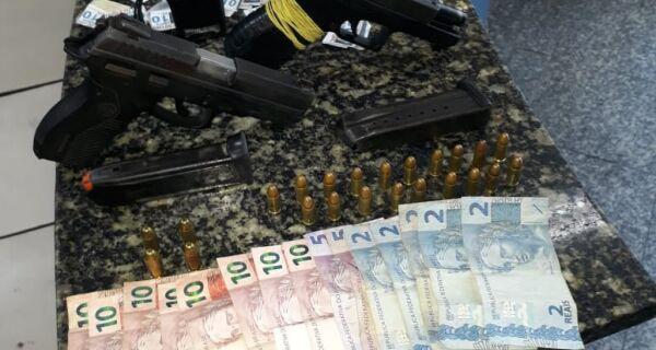 Dois suspeitos morrem durante tiroteio com a PM no Manoel Corrêa