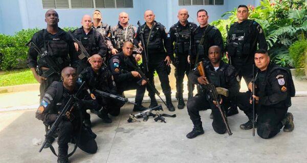 Suspeitos da morte de PM são baleados durante tiroteio em São Gonçalo