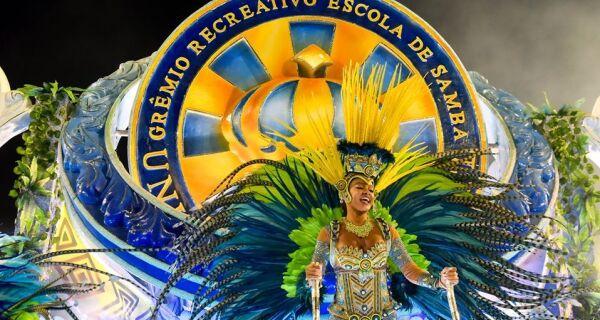 Vila Isabel impressiona pelo canto e visual, e se coloca na disputa pelo título