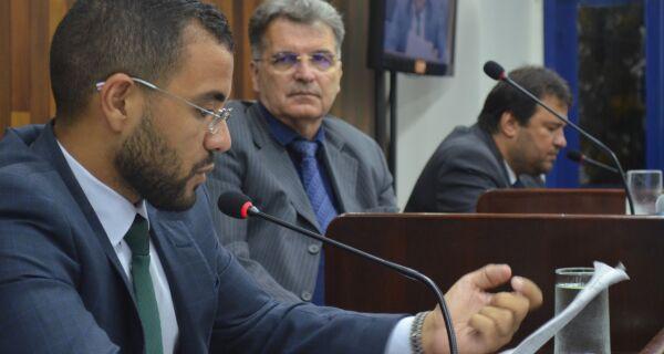Governo escolhe Guilherme Aarão como novo líder na Câmara de Cabo Frio
