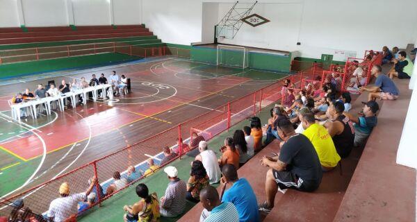 'MPF Praia Limpa' faz audiência pública com barraqueiros