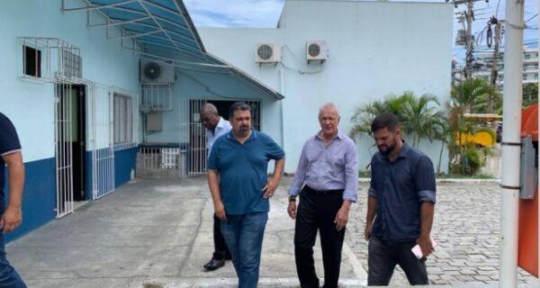 """Iranildo assume Saúde nesta quinta e espera dificuldades: """"campo minado"""""""