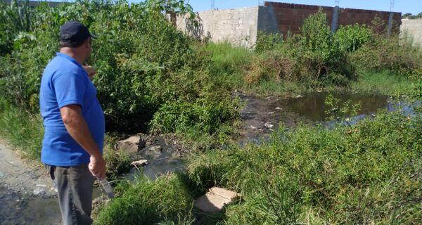 Moradores de Monte Alegre 2 reclamam de descaso das autoridades