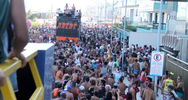 Estrutura do Carnaval cai na conta dos blocos, confirma a Prefeitura de Cabo Frio