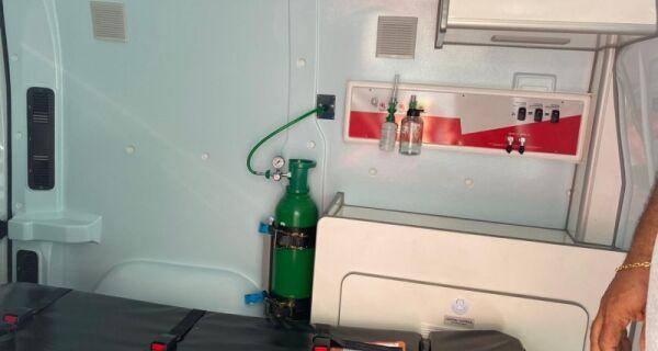Arraial do Cabo recebe ambulância do Governo do Estado