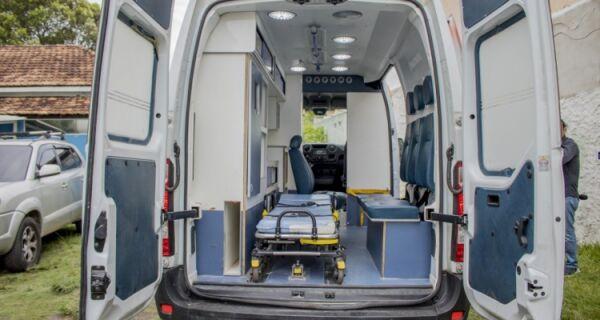 Governo do Estado doa ambulância para Prefeitura de Cabo Frio