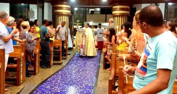 Arquidiocese de Niterói deixa de realizar missas com público até a semana que vem