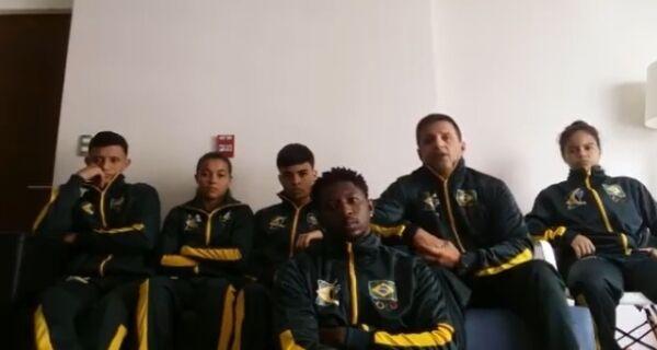 Impedidos de deixar o Peru, atletas de muay thai da região vivem expectativa de voltar para casa