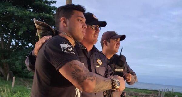 Procuradoria representa contra policial Gabriel Monteiro por desobedecer quarentena em Búzios