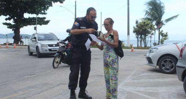 Iguaba Grande realiza campanha de conscientização contra o Covid-19