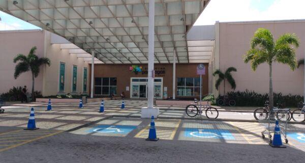Shopping Park Lagos decide pela suspensão das atividades até 1° de abril