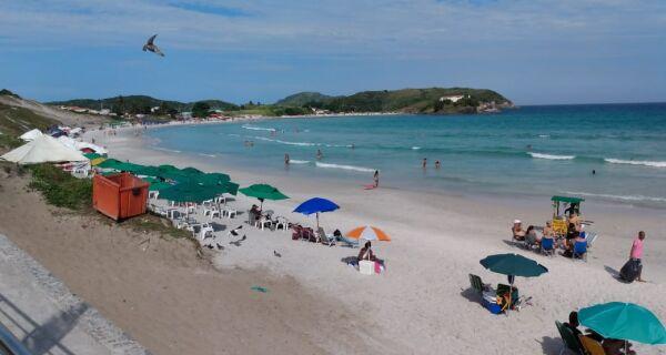 OAB notifica Prefeitura de Cabo Frio a proibir comércio nas praias