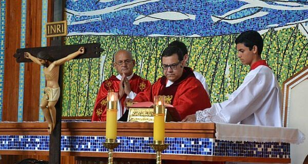 Paróquia Nossa Senhora Assunção anuncia programação da Semana Santa sem público