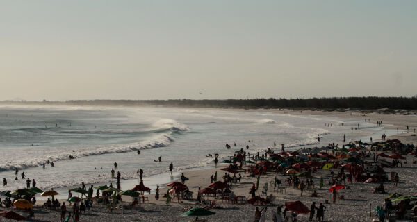 Prefeitura de Arraial do Cabo proíbe acessos a todas as praias do município
