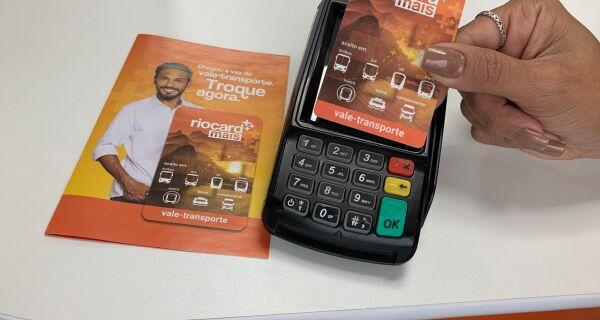 Passageiros de Araruama devem trocar cartões antigos Riocard Mais do tipo vale-transporte